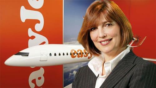 EasyJet CEO Carolyn McCall