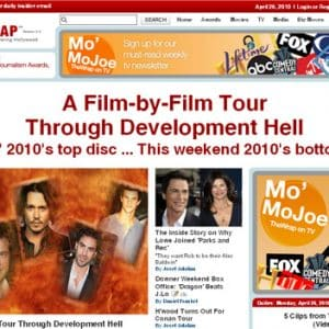 Sharon Waxman Hollywood news blog TheWrap Raises $2 Million from Howard Schultz and Dylan Stableford Maveron
