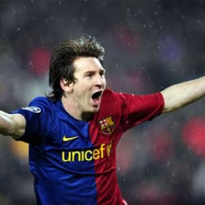 Lionel Messi wins 2010 FIFA Ballon d'Or – the FIFA Men's World Player of the Year 2010