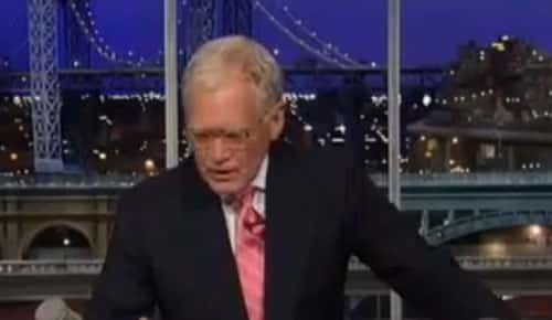 David Letterman: Late Show on CBS