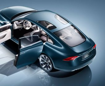 Volvo Concept You- a new luxury sedan for CEOs and executive