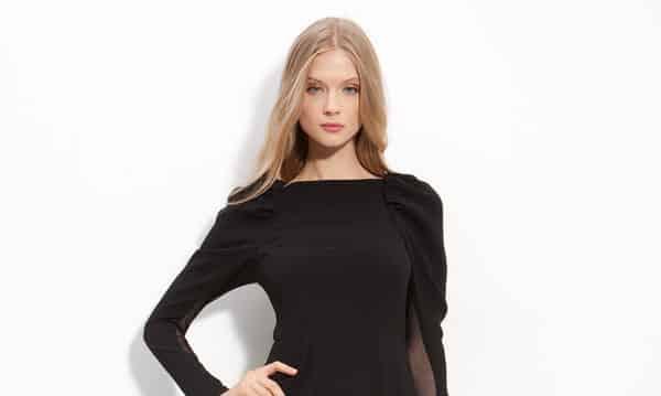 Rachel-Roy-Volume-Structured-Dress