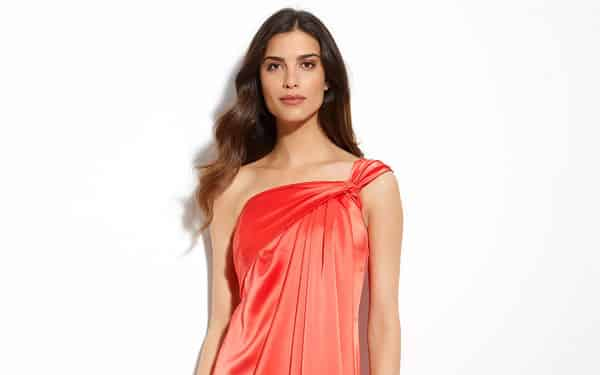 St-John-Collection-Liquid-Satin-One-Shoulder-Gown