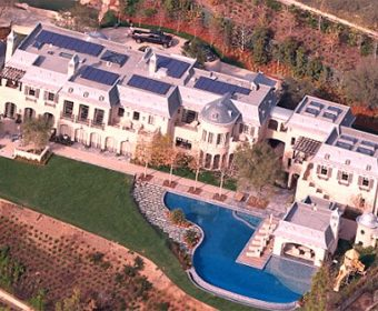 List of most powerful Celebrity Homes in America