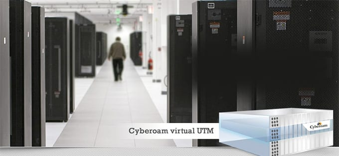 Cyberoam Unified threat management (UTM)
