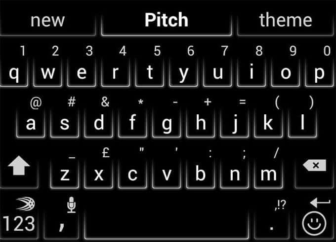 SwiftKey 4 Keyboard