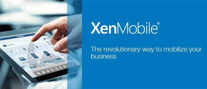 Citrix-XenMobile
