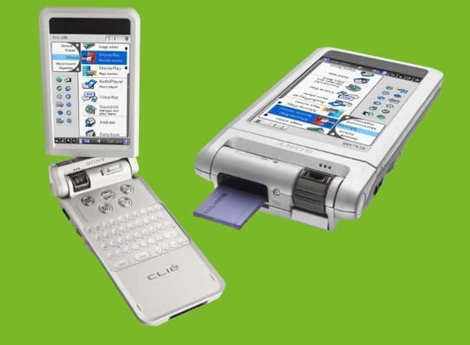 Sony Clie PEG-NX70V