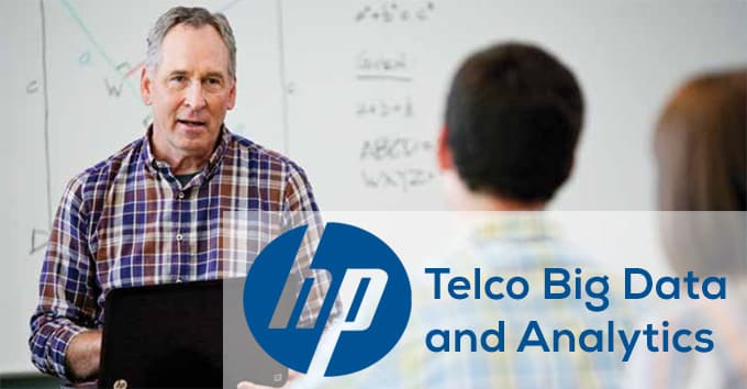 HP Telco Big Data and Analytics