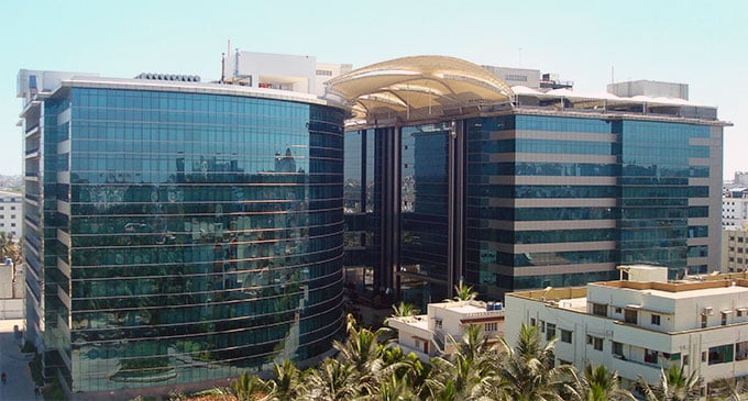 VMware Office Bangalore, India