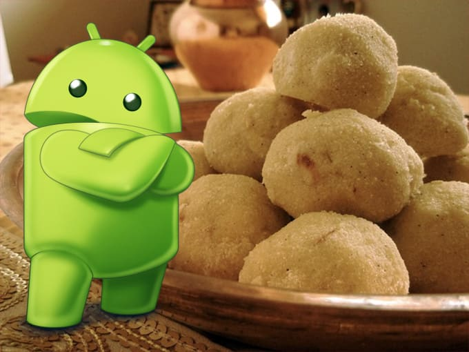 Android Ladoo