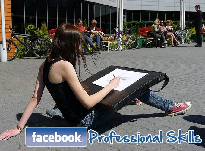 Facebook Professional Skills