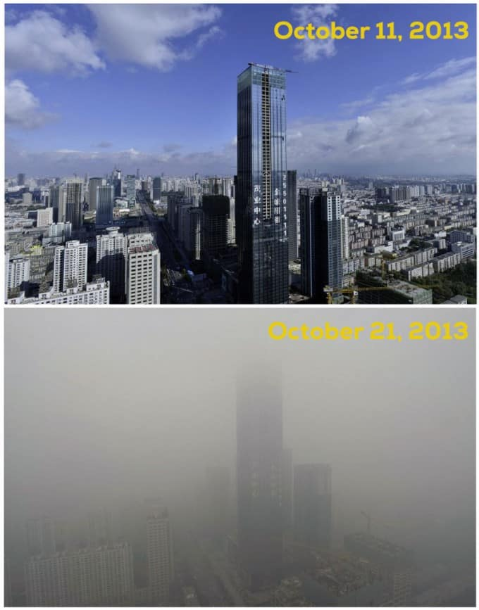 Chinese-Air-Pollution