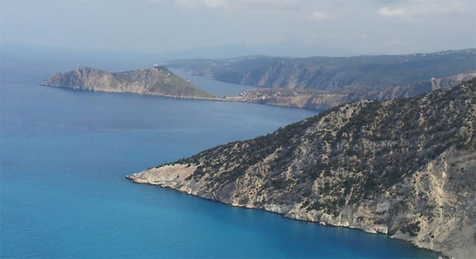 Cephalonia Ionian Islands GREECE