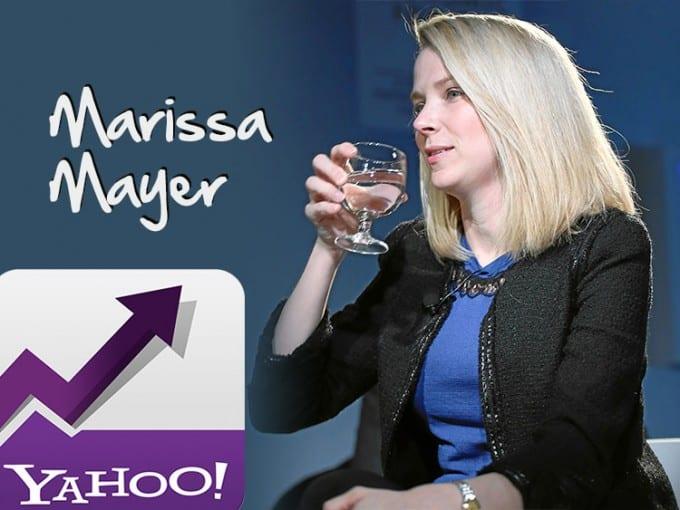 Marissa Mayer - President and CEO at Yahoo