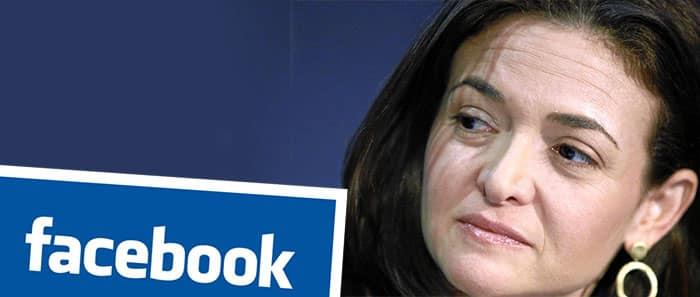 Sheryl Sandberg COO at Facebook