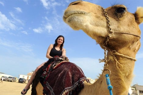 camel-woman-female-riding-enjoying-enjoyment