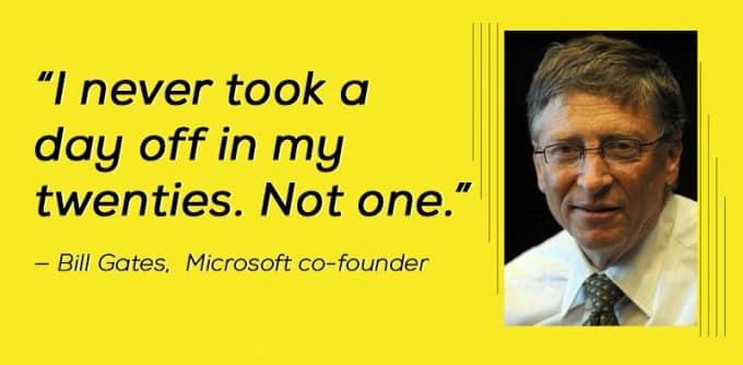 Bill Gates, Microsoft co-founder