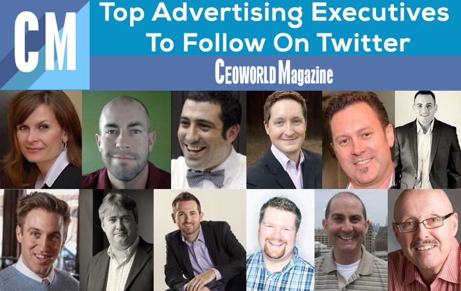 How To Reach, Engage, and Influence Top Advertising Executives On Twitter?