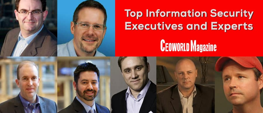 Top Information Security Executives and Experts to Follow on Twitter