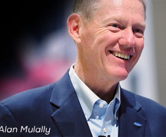 Why Is Outgoing Ford CEO Alan Mulally So Happy?