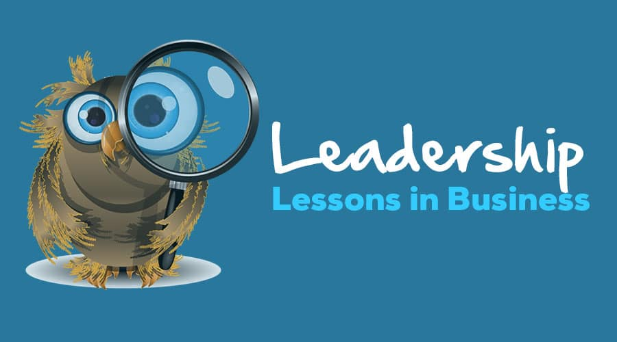 Leadership Lessons in Business