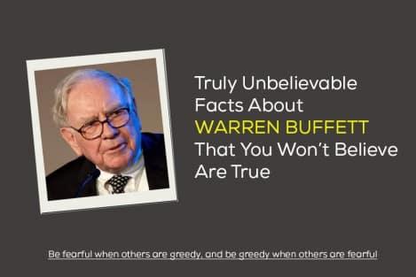Unbelievable-Warren-Buffett-Facts