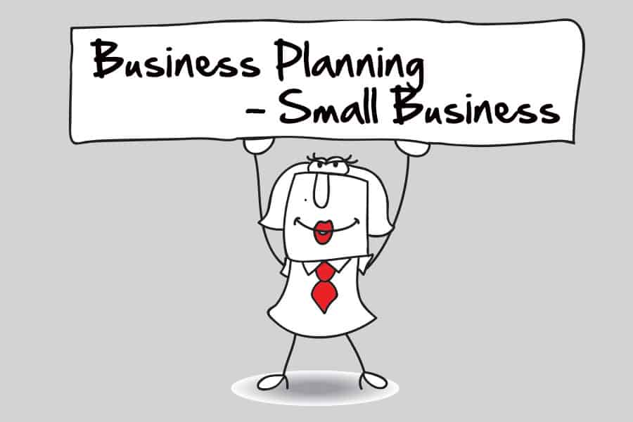 Business Planning Small Business