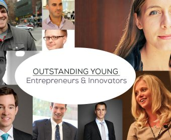 The Most Outstanding young entrepreneurs, innovators, executives, and professionals