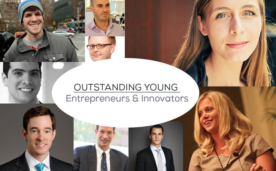 Outstanding Young Entrepreneurs & Innovators