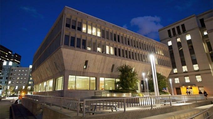 Dewey-Library-MIT-Sloan-School-of-Management-Cambridge-Massachusetts