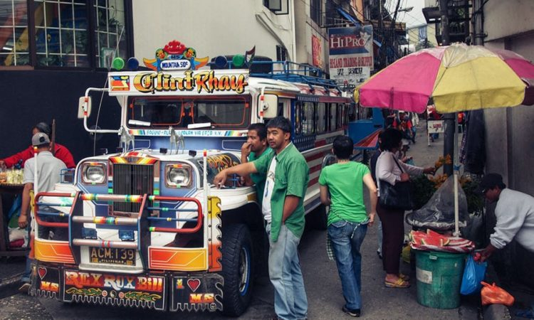 Jeepneys Of The Philippines