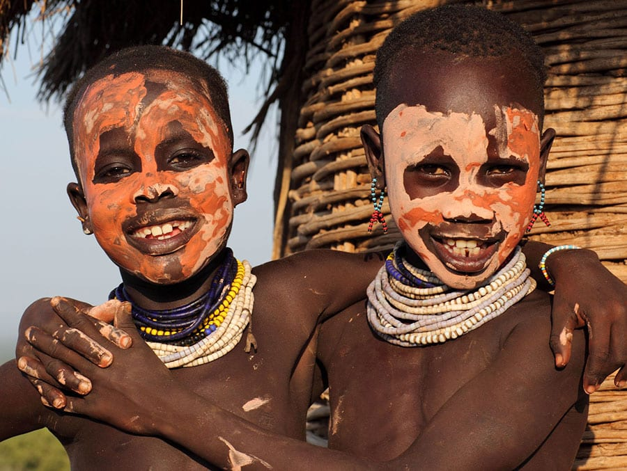 Karo people of Ethiopia - Karo Tribe