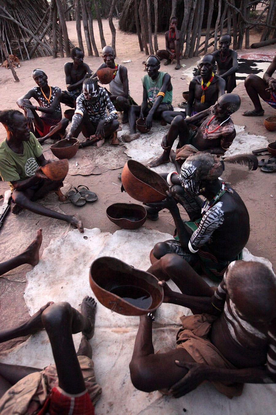 Karo people of Ethiopia - Karo Tribe