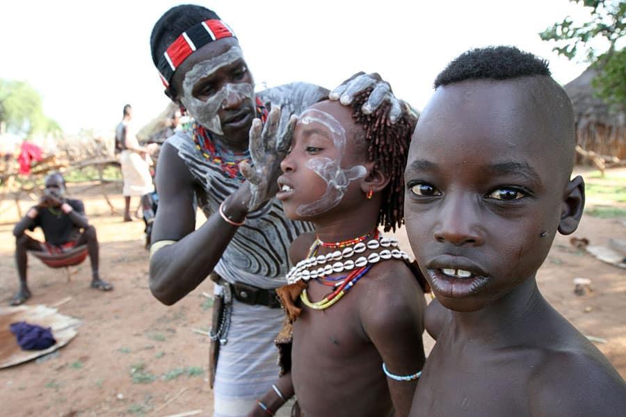 Karo-People-Ethiopia