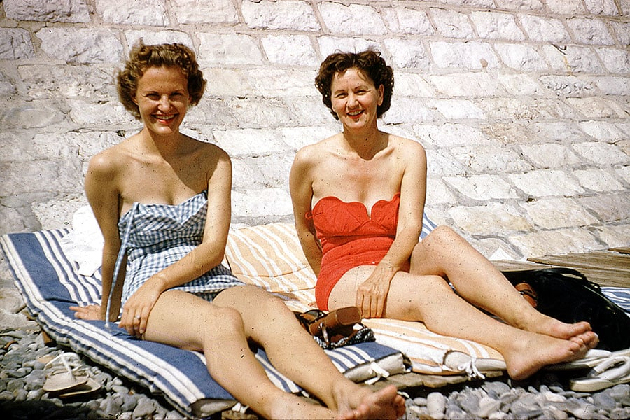 Swimsuits Fashion 1940s