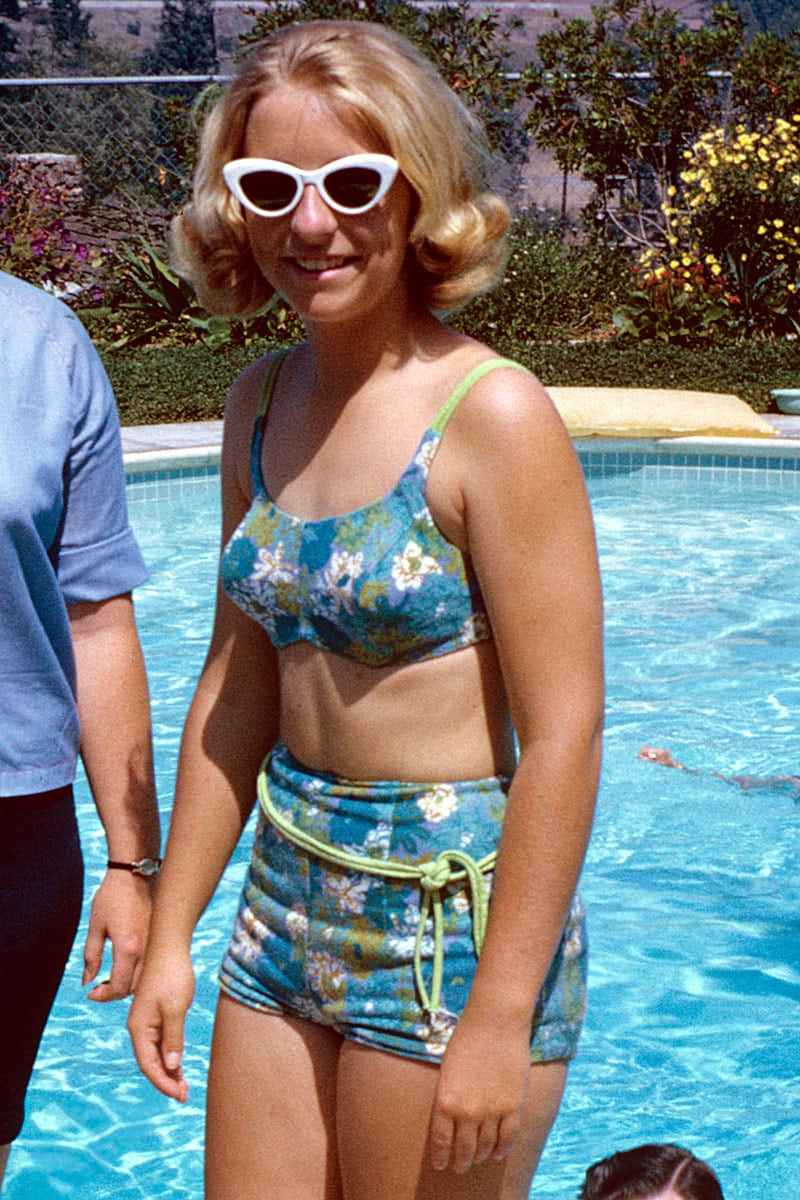 Swimsuits Fashion 1960s