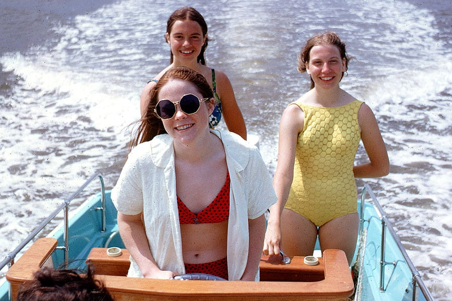 Swimsuits Fashion 1970s