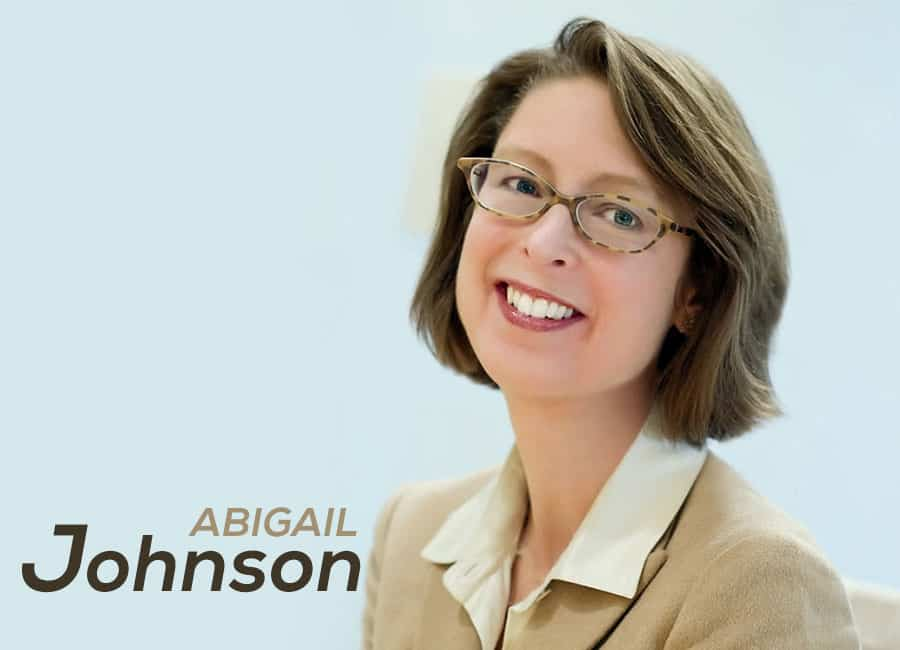 Abigail Johnson of Fidelity