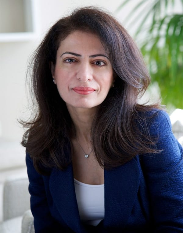 Amina Al Rustamani, CEO TECOM Investments