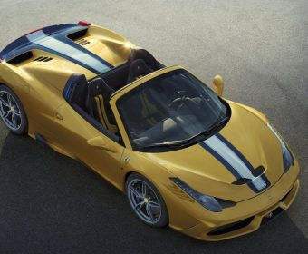 Just How Powerful: The Ferrari 458 Speciale A?