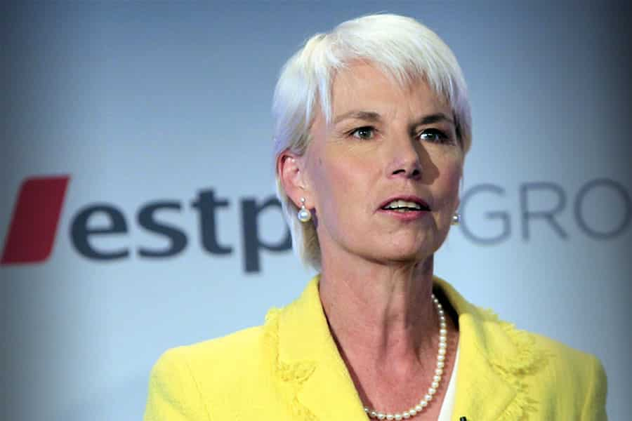 Gail Kelly ceo Westpac