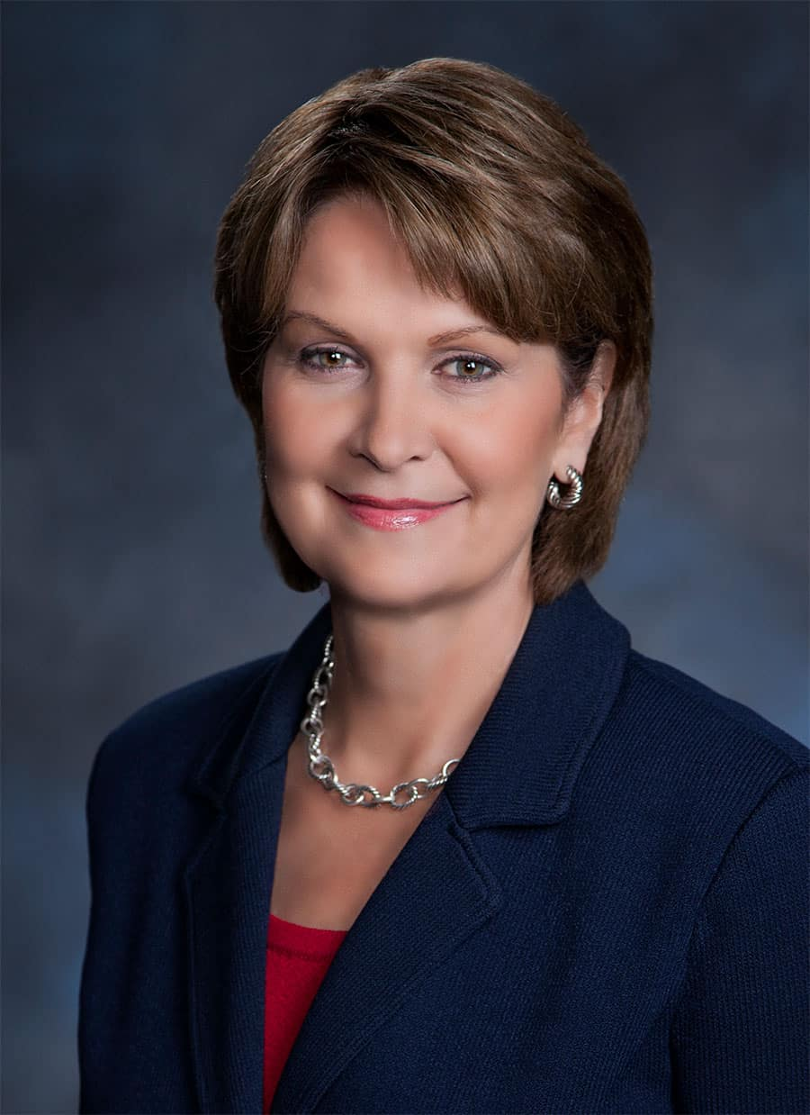 Marillyn A. Hewson, CEO Lockheed Martin