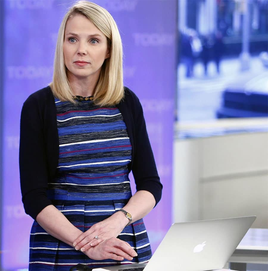 Marissa A. Mayer CEO Yahoo