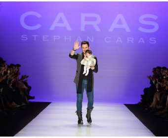 Stephan Caras Presented Spring/Summer 2015 Luminous Womens Wear Collection