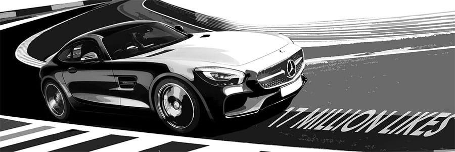Mercedes-Benz-Facebook