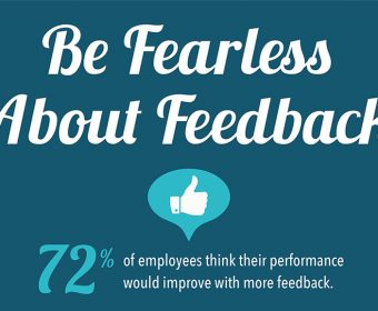 Infographic: 6 Steps to Achieving Fearless Feedback