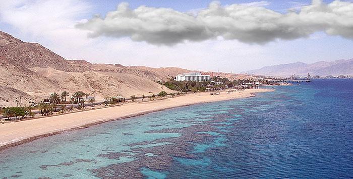 Eilat in Israel