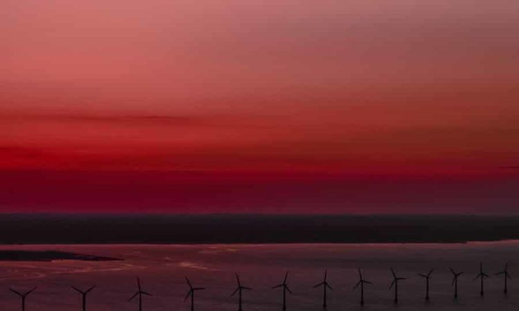 Middelgrunden Øresund