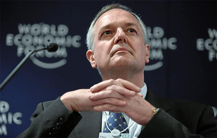 Paul Polman, CEO of Unilever